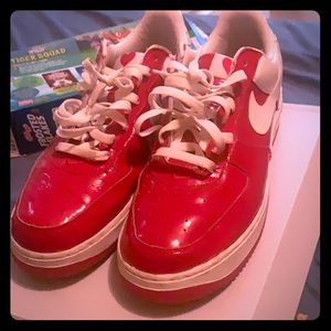 Valentine's Day Air Force one lows